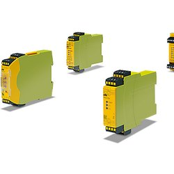 Pilz Pnoz Safety Relay