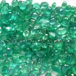 Zambian Emerald Oval