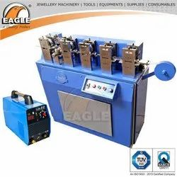 Jewelry Pipe Making Machine