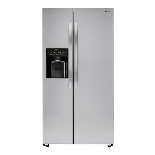 Lg Double Door Smart Refrigerator