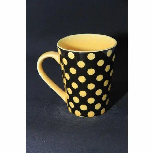 Ceramic Coffee Mug, Packaging Type: Box