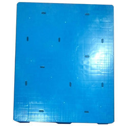 Plain Top Plastic Pallet