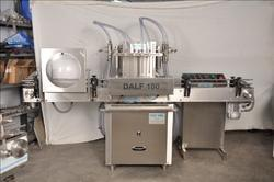 Fully automatic mustard oil filling machine
