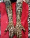 Female Khyati Bridal Mehndi Service