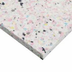 Rebonded Foam Sheet, Thickness: 25-200mm, 90 Kg/m3