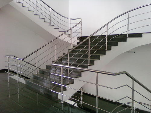 Steel Railing Design Dimension Size H 900 Mm Id