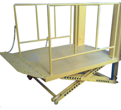 Mild Steel Scissor Lift Tables