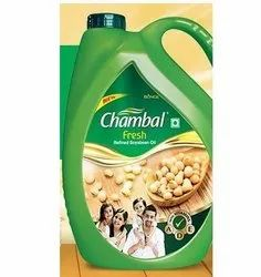 Chambal Refined Soyabean Oil