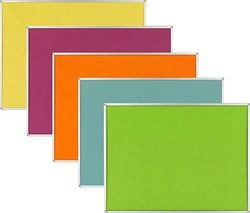 Different Color Notice Board