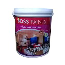 Luxury Silk Emulsion Paint