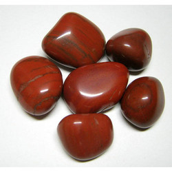 Red Pebble Stone