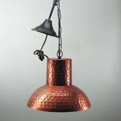 Contemporary Aluminum Hanging Pendent Light