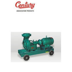Century Pump With Motor 10 HP 6X6 Pump Set, For Agriculture