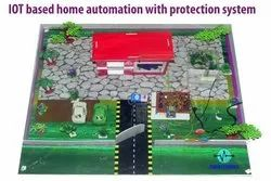 IOT Home Automation And Protection Model