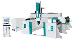Axis CNC Router Machine
