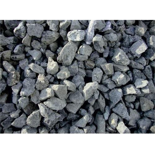 Rough Crushed Stone Aggregate, for Construction, Solid