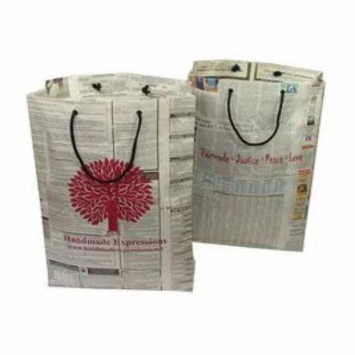 Newspaper Bag Manufacturer From Nashik