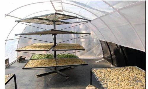 Solar Tent Dryer & Solar Tent Dryer | Bodakdev Ahmedabad | Taylormade Solar ...