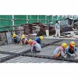 semi Skill Labour Contractor Service