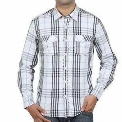 Slim Fit Printed Casual Shirts