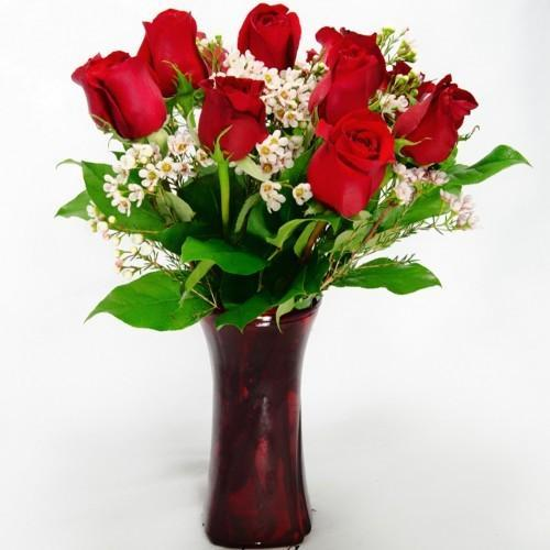 IndiaMART & Tulip With Pot Big Artificial Flowers