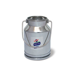 2 Ltr Stainless Steel Milk Can