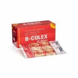 B Colex Multivitamin Capsule