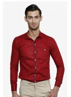 4a079bca84c Mens Cotton Casual Shirt at Rs 750