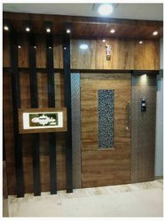 Wooden Sefty Door