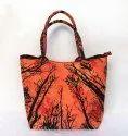 Multipurpose  Printed Handbag for Women