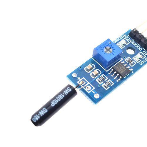 Adraxx Vibration Sensor Module For Arduino (Normally Open)