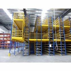 Mezzanine Storage Rack Floor