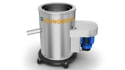 Hydro Extractor, Capacity: 200 to 250 kg/hr