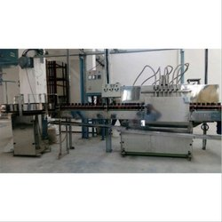 Nation Techno Engineering Beverage Filling Machine, Capacity: 800-1000 Bph, 3-5 Kw