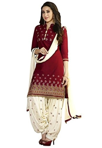 fb0e0fdcf1 Printed Cotton Salwar Suit Dress Material at Rs 250 /piece | Ladies ...