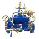 Pressure Reducing Safety Valve