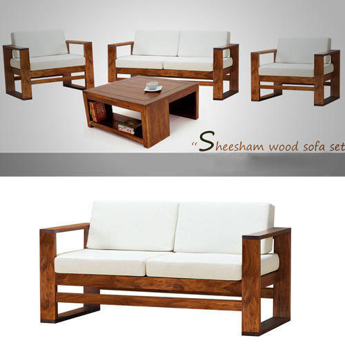 Sofa Set Sheesham Wood Sofa Set Manufacturer From Jodhpur