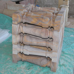 Natural Stone Balusters