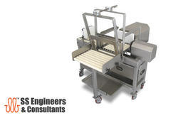 Semi Automatic Cheese Cutting Machine