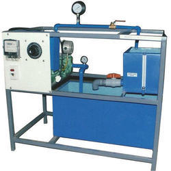 Laboratory Fluid Machine