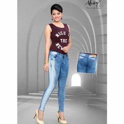 AKAY Skinny Ladies Jeans