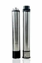 5 HP AC Solar CI Submersible Pumps 300 Feet High Pressure