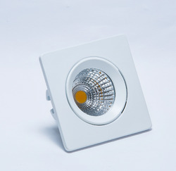 4w Square Cob Light