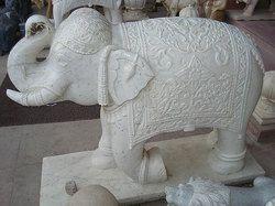 Marble Elephants