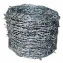 Galvanized Iron 13 Gauge Gi Barbed Wire Fencing