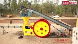 Automatic Agro Biomass Briquetting Plant