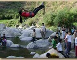 River Crossing Adventure