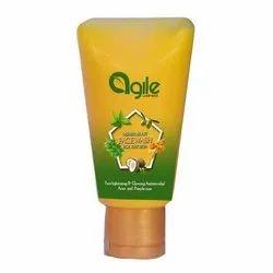 Agile wellness Gel Herbal Dry Skin Face Wash, Packaging Size: 60 Gram, Packaging Type: Tube