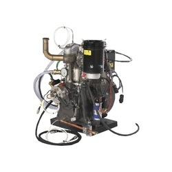Single Cylinder Engine W Variable Compression
