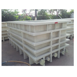 Pickling Tanks For Galvanizing Plant